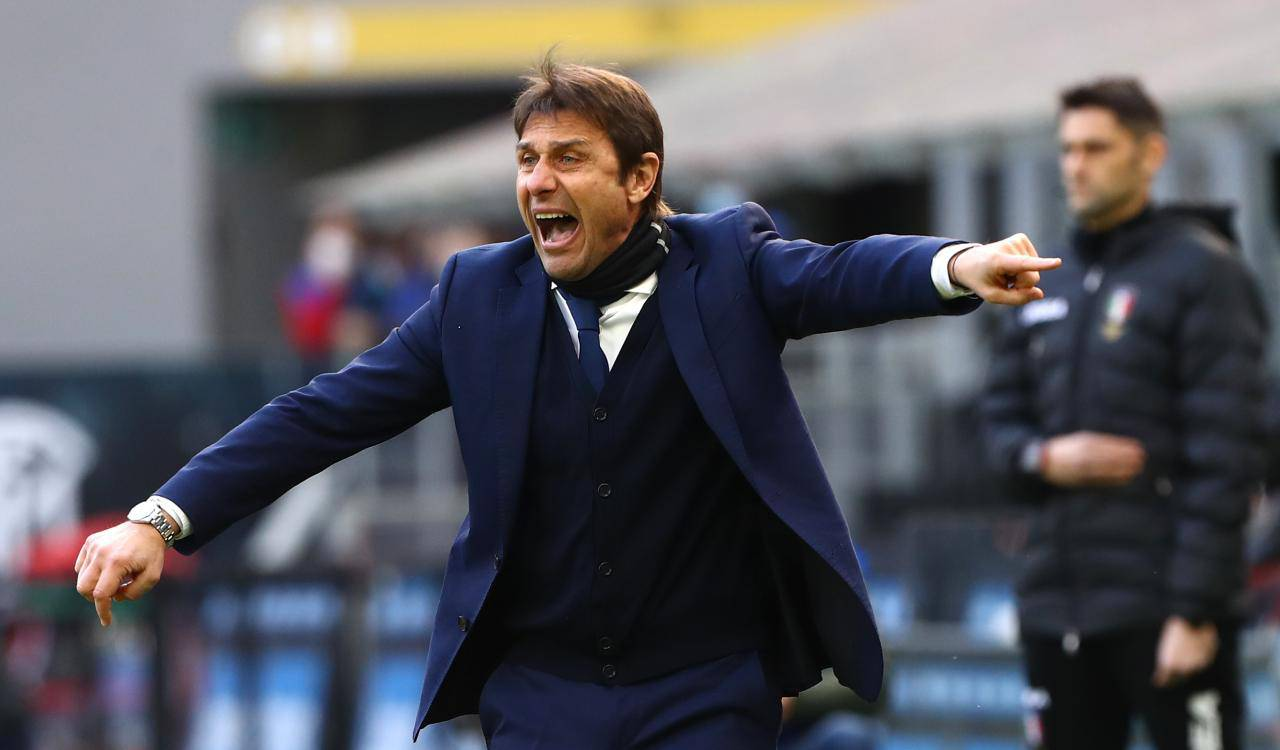 Conte Inter Scudetto