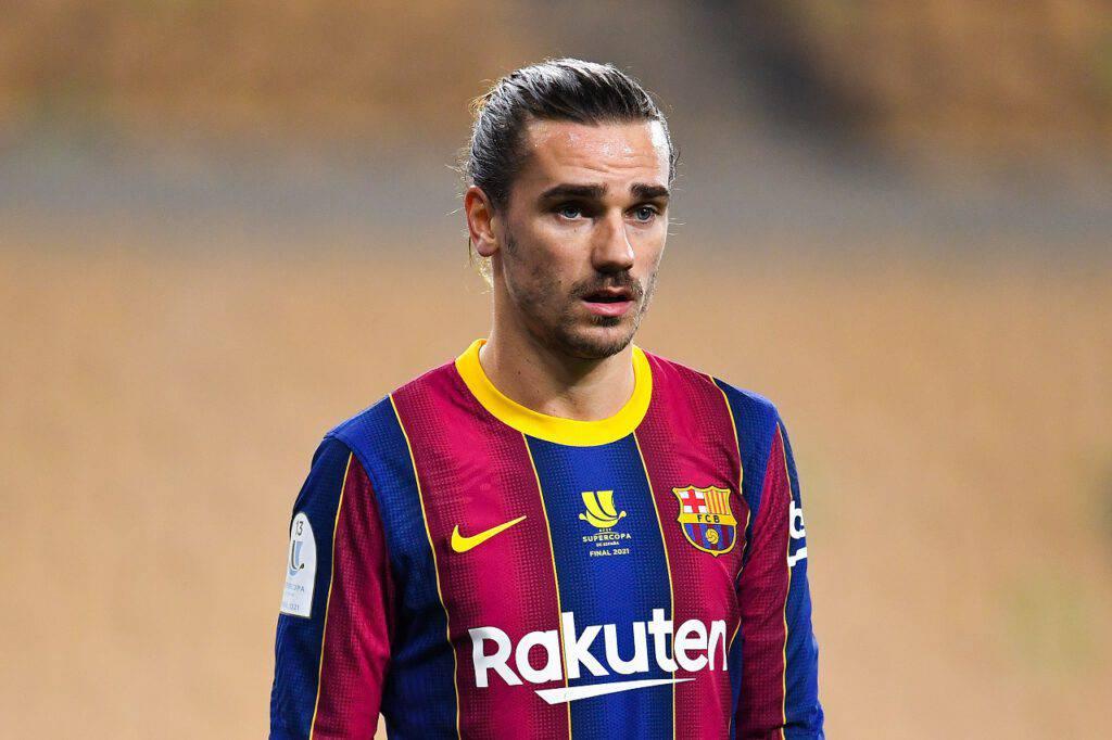 Barcellona Griezmann cessione