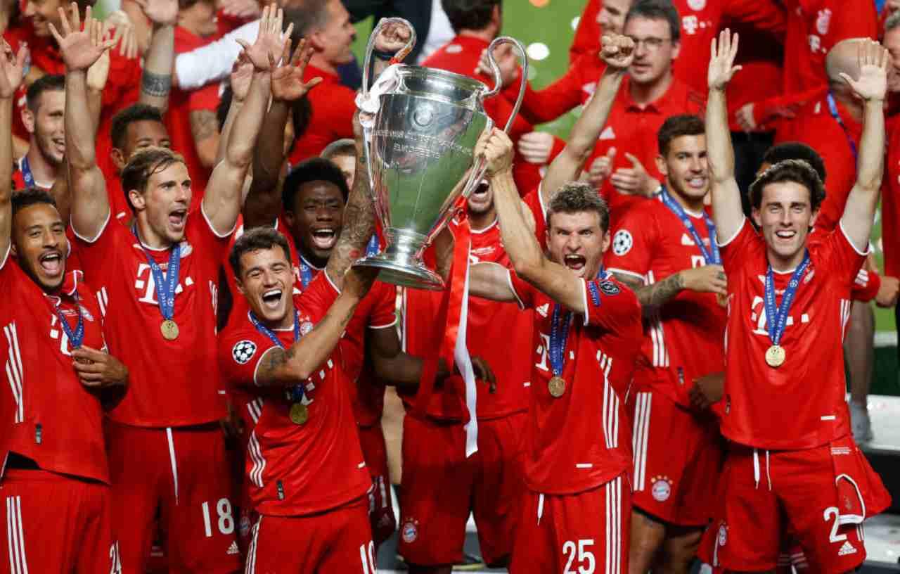 Champions League modello svizzero