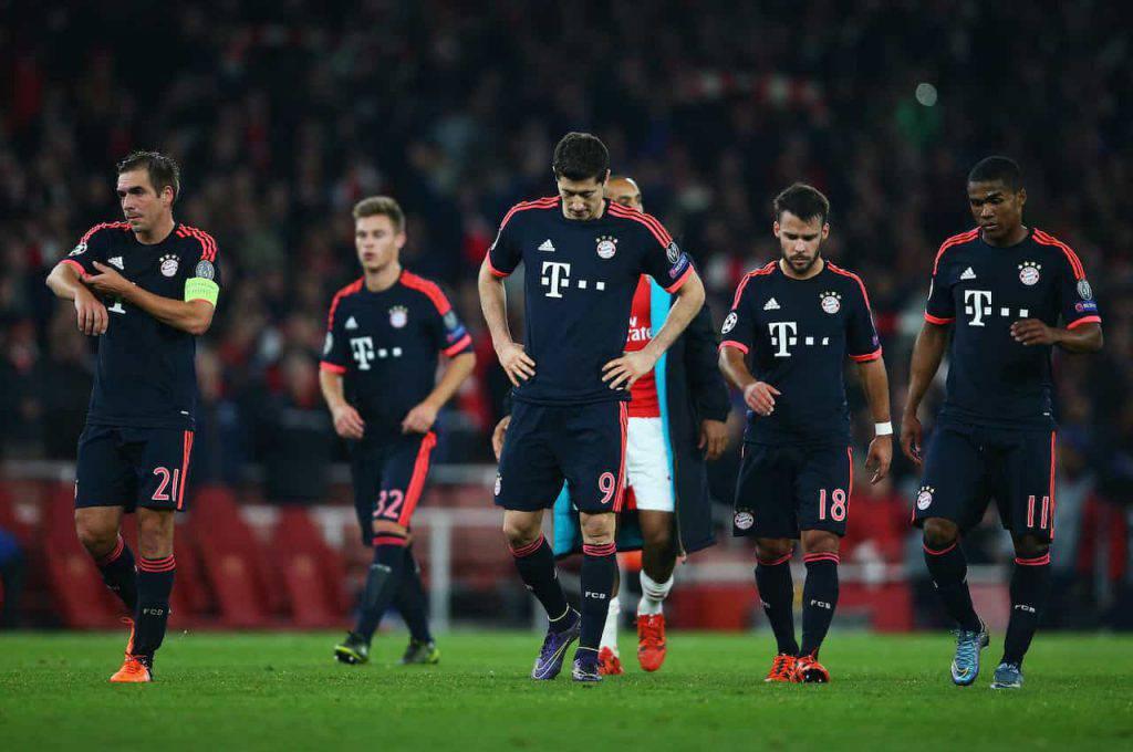 Bayern Monaco ex Juventus non riscattato (Getty Images)