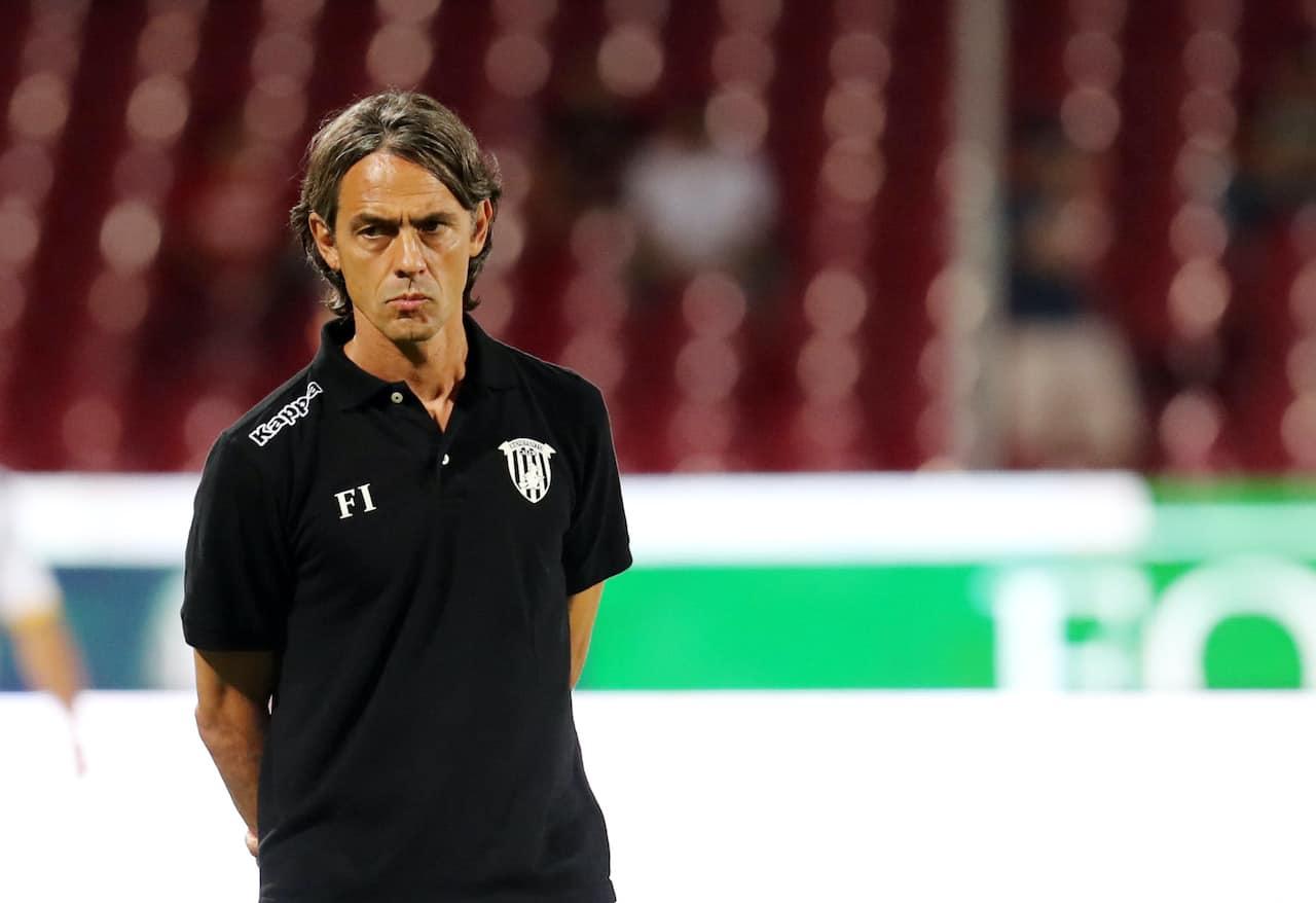 Benevento Cagliari Inzaghi