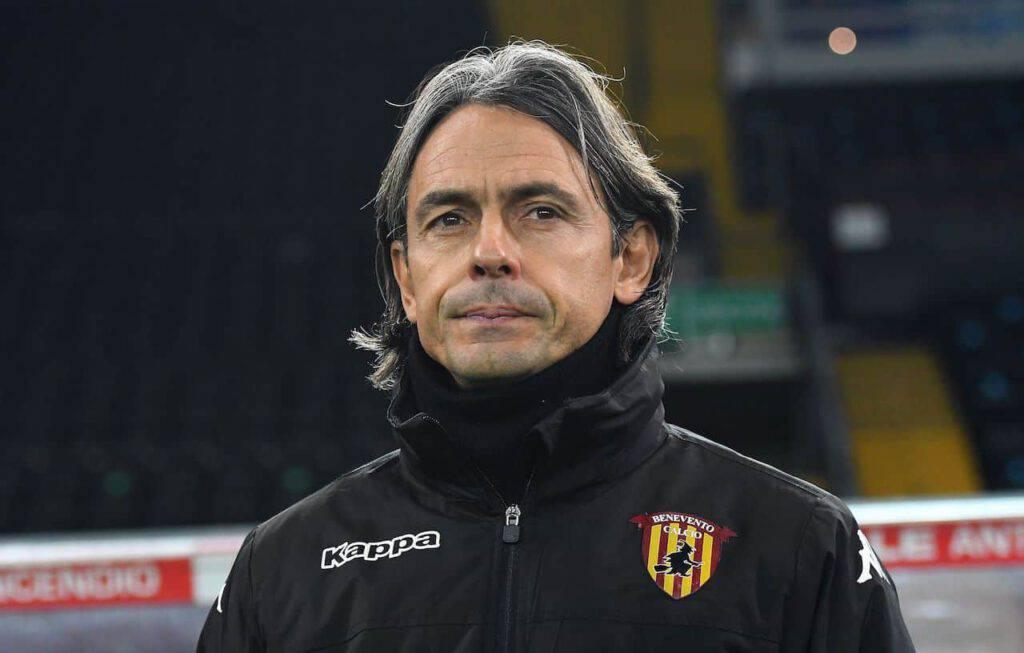 Benevento Inzaghi crisi di risultati (Getty Images)