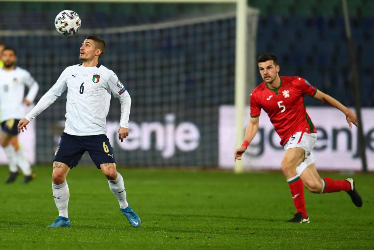Highlights Bulgaria-Italia