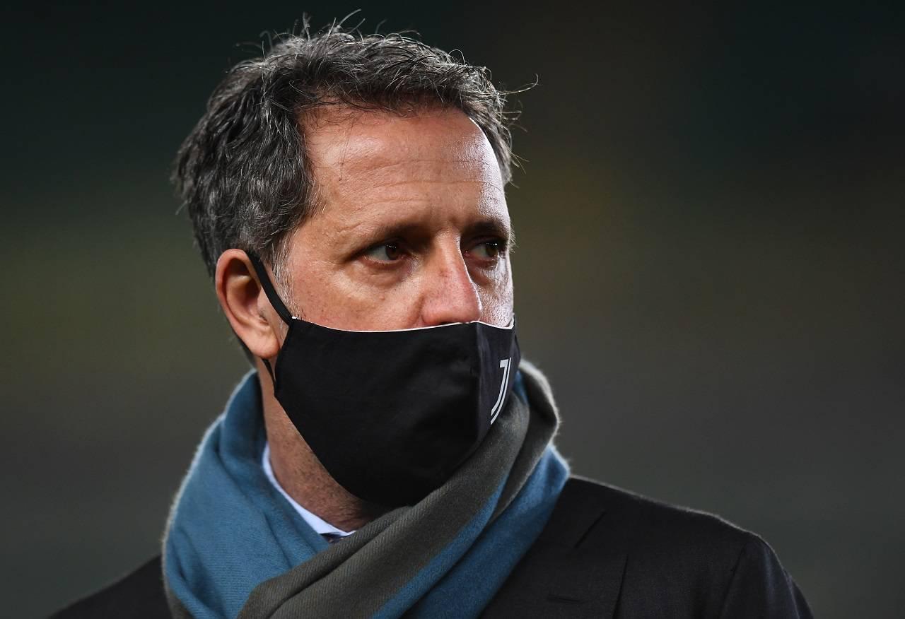 Cagliari-Juventus Paratici