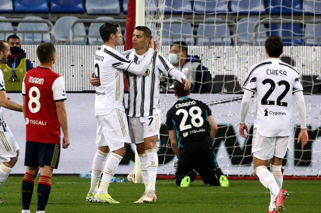 Cagliari-Juventus highlights
