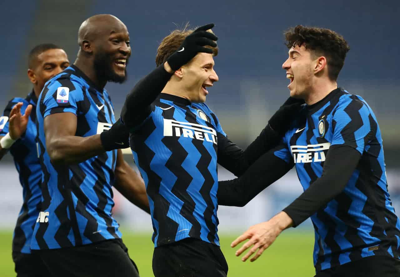 Bologna Inter formazioni