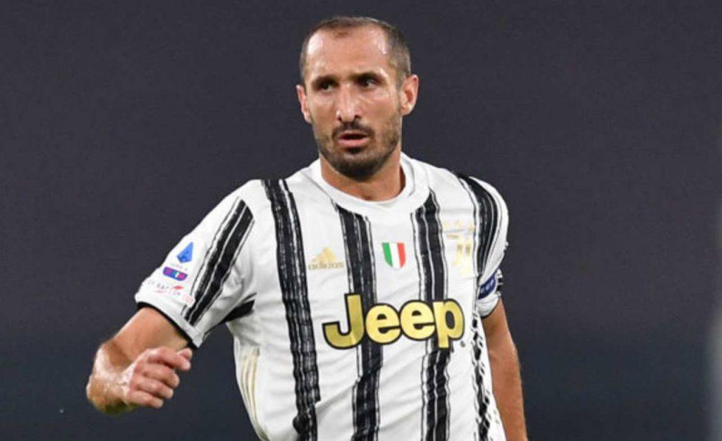 Juve Inter Chiellini sugli episodi (Getty Images)