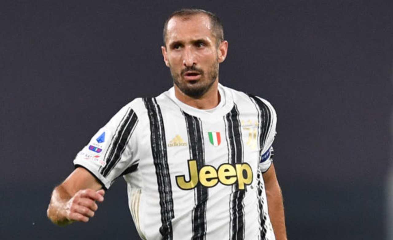 Giorgio Chiellini Juventus addio