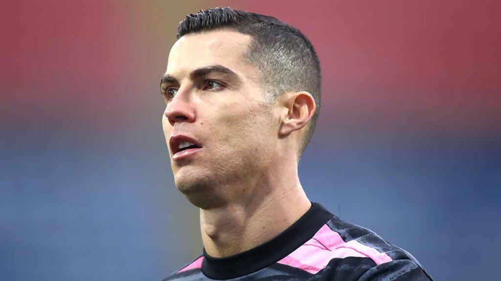 Cristiano Ronaldo via dalla Juve per Adidas (Getty Images)