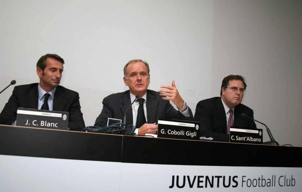 Cristiano Ronaldo Juventus, pesanti critiche di Cobolli Gigli alla società (Getty Images)