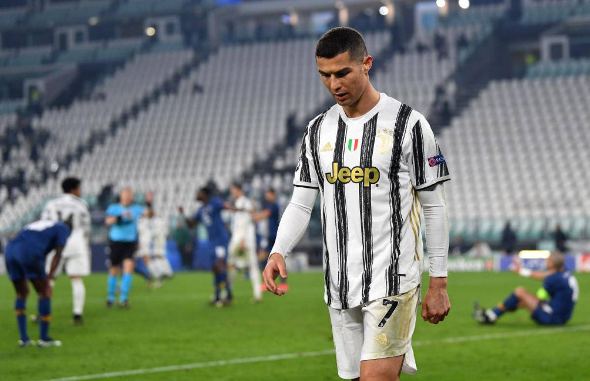 Cristiano Ronaldo Pirlo
