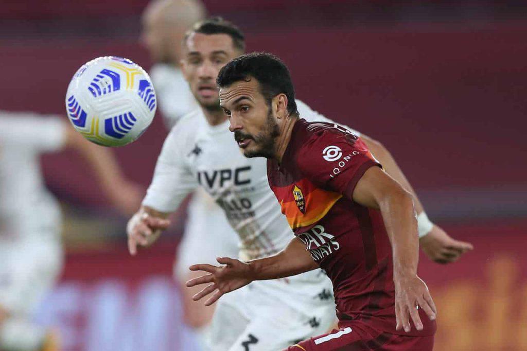 Critiche a Pedro in Shakhtar-Roma (Getty Images)