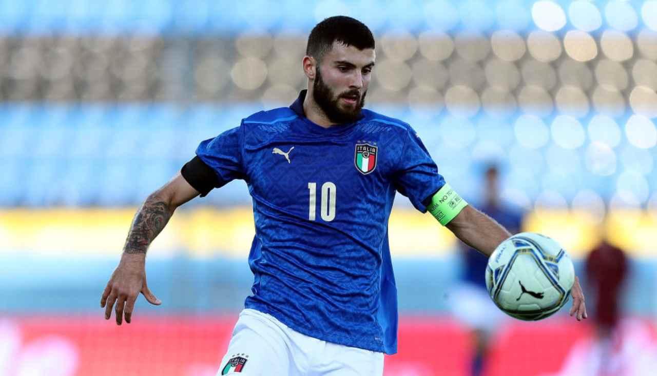 Patrick Cutrone Italia-Slovenia Under 21
