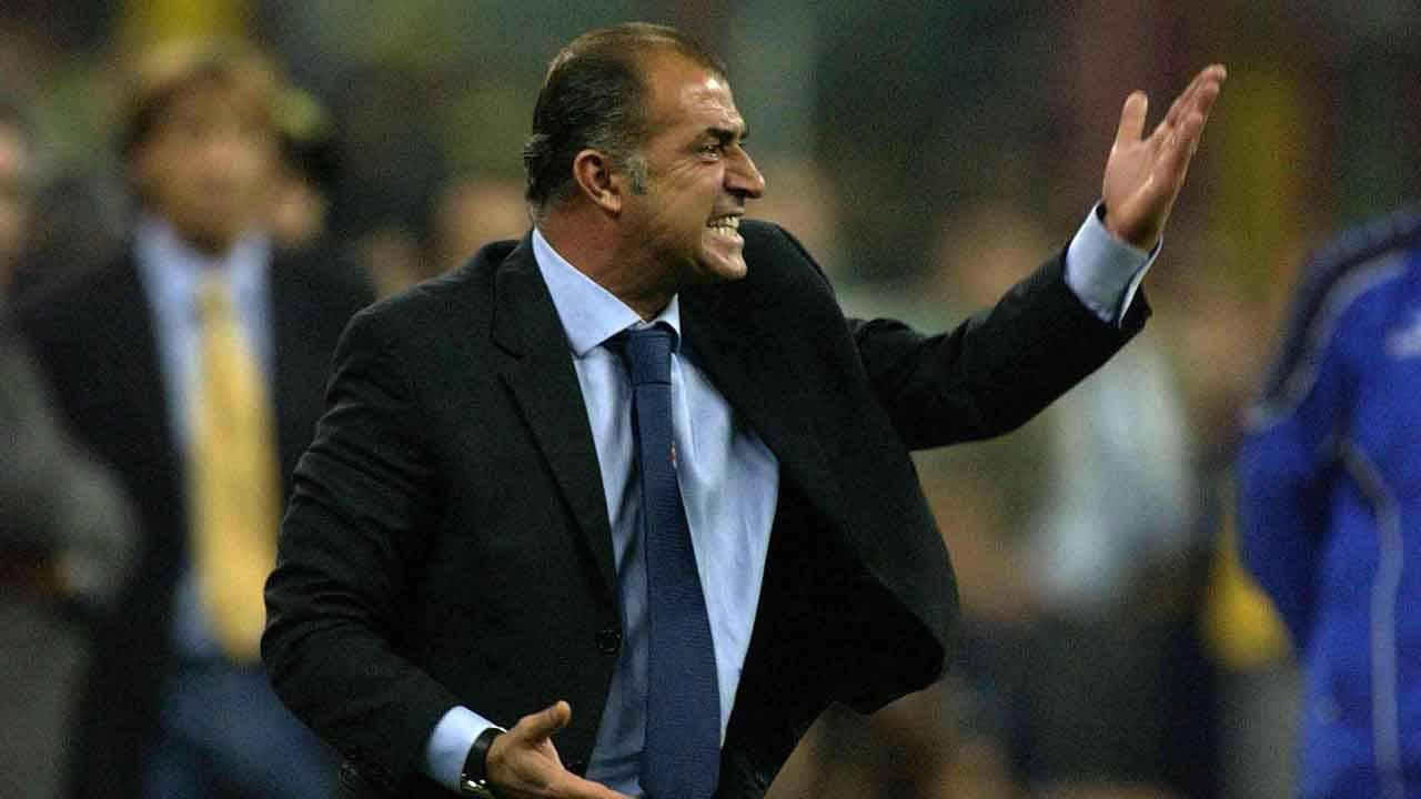 Fatih Terim Fiorentina