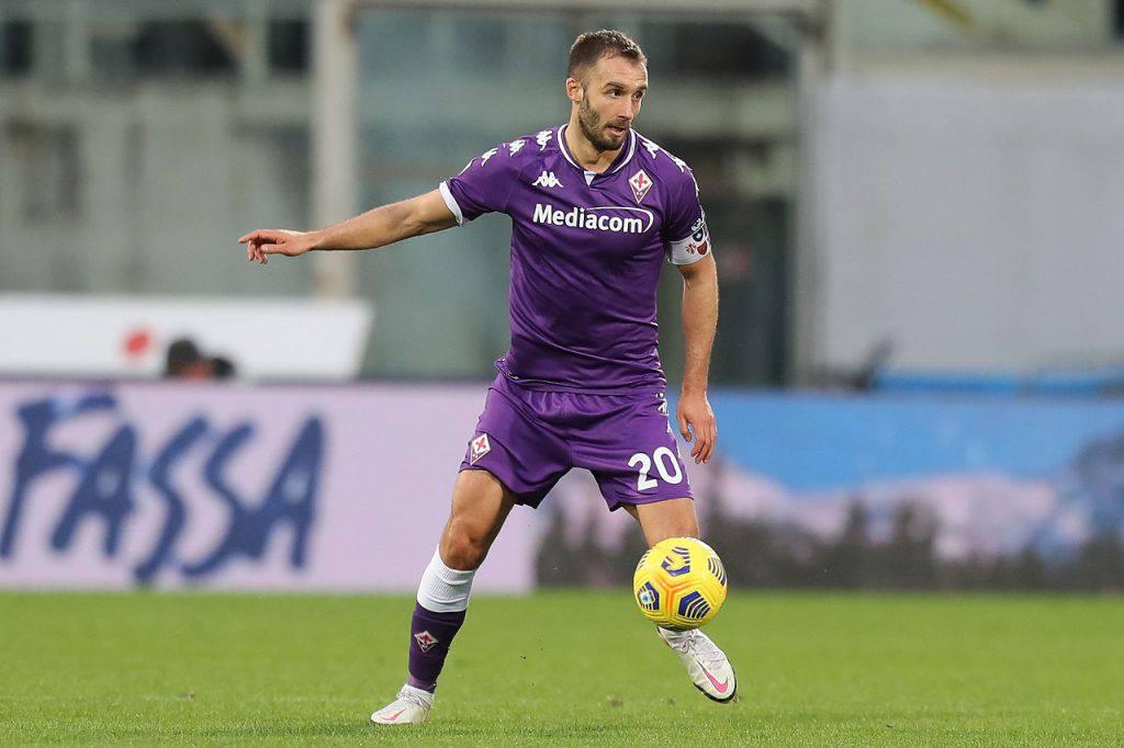 Fiorentina-Milan Pezzella