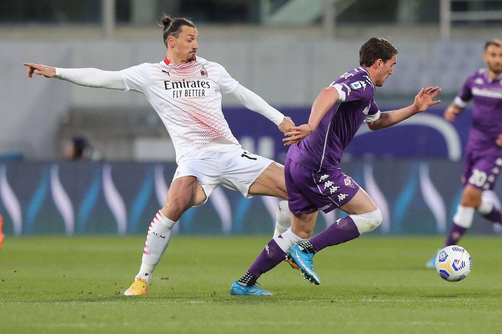 Fiorentina-Milan highlights