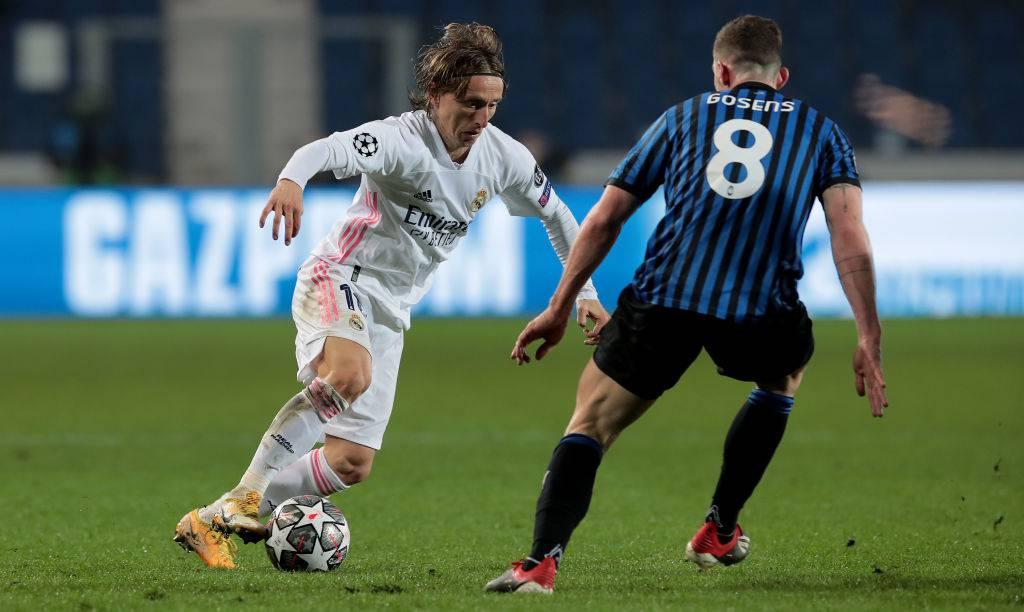 Real Madrid-Atalanta precedenti