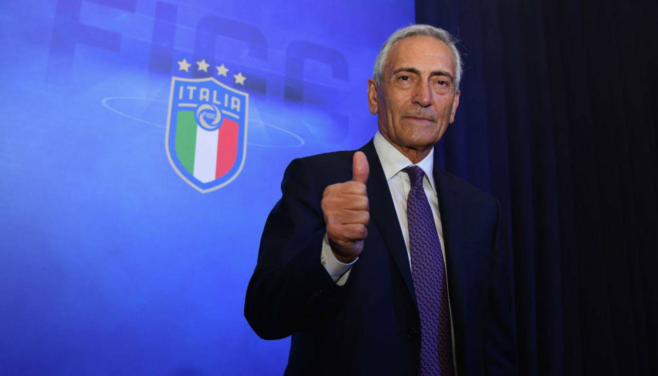 Gabriele Gravina Italia Europei Mondiali