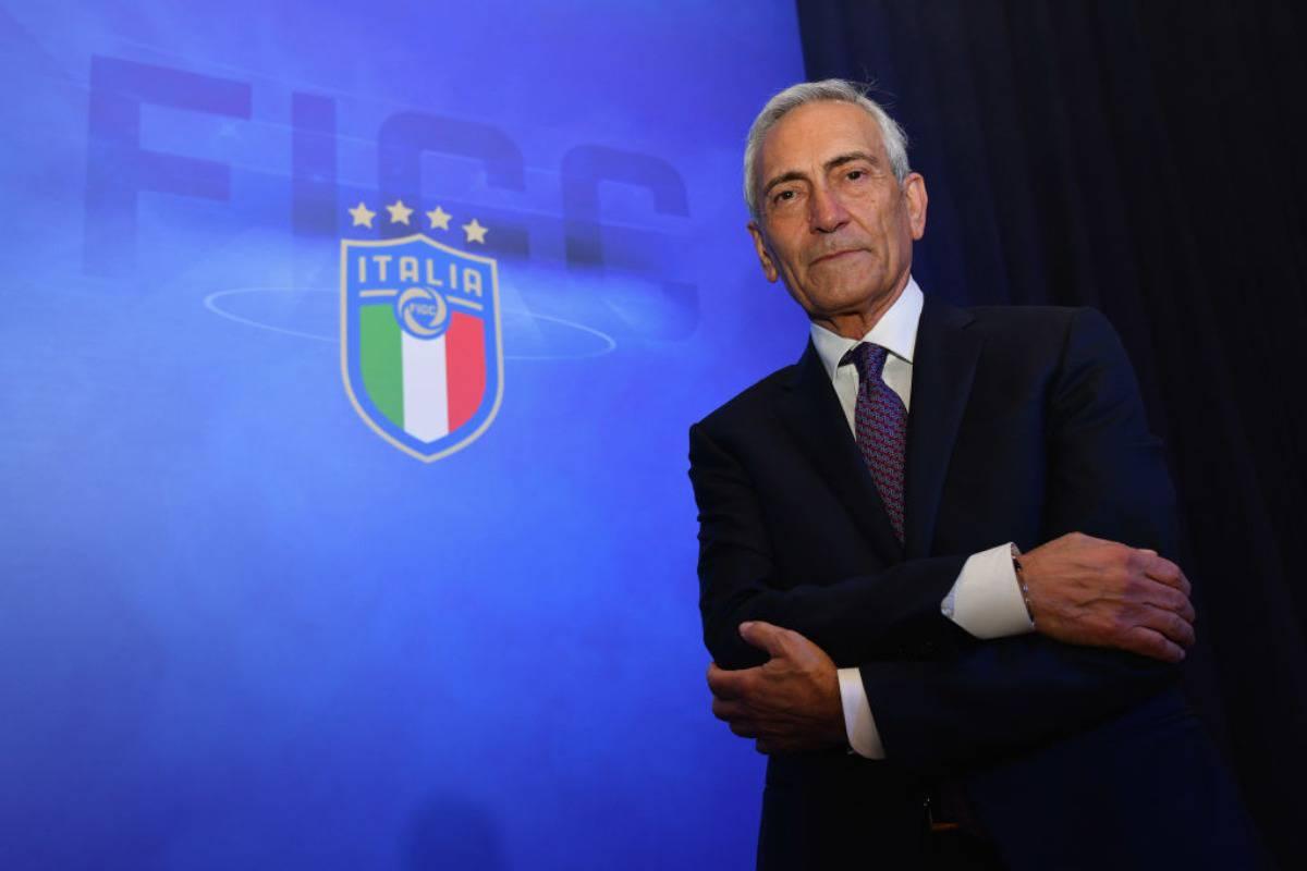 UEFA Gravina Comitato Esecutivo