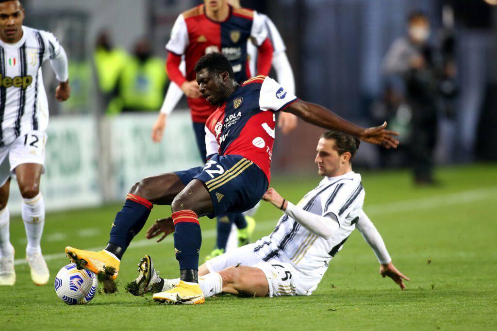 Highlights Cagliari-Juventus