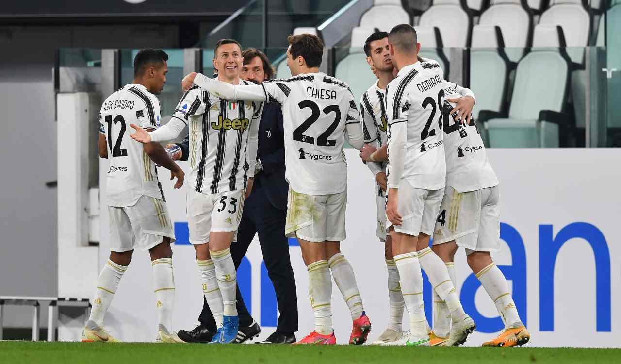 Highlights Juventus Spezia