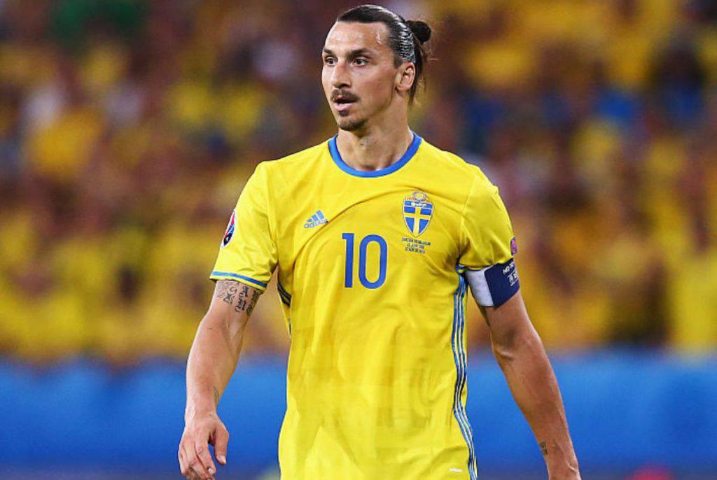 Ibrahimovic Kosovo Svezia