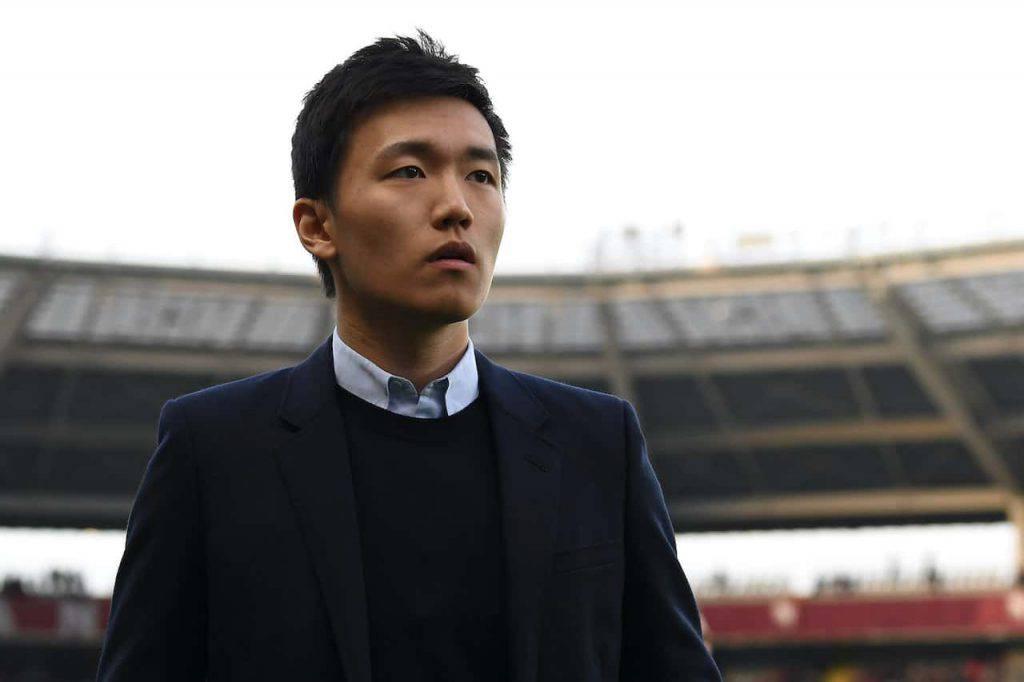 Il Presidente dell'Inter tornerà in Italia a vedere la squadra (Getty Images)
