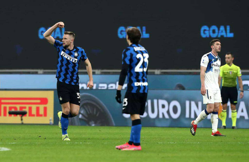 Inter-Atalanta highlights (Getty Images)