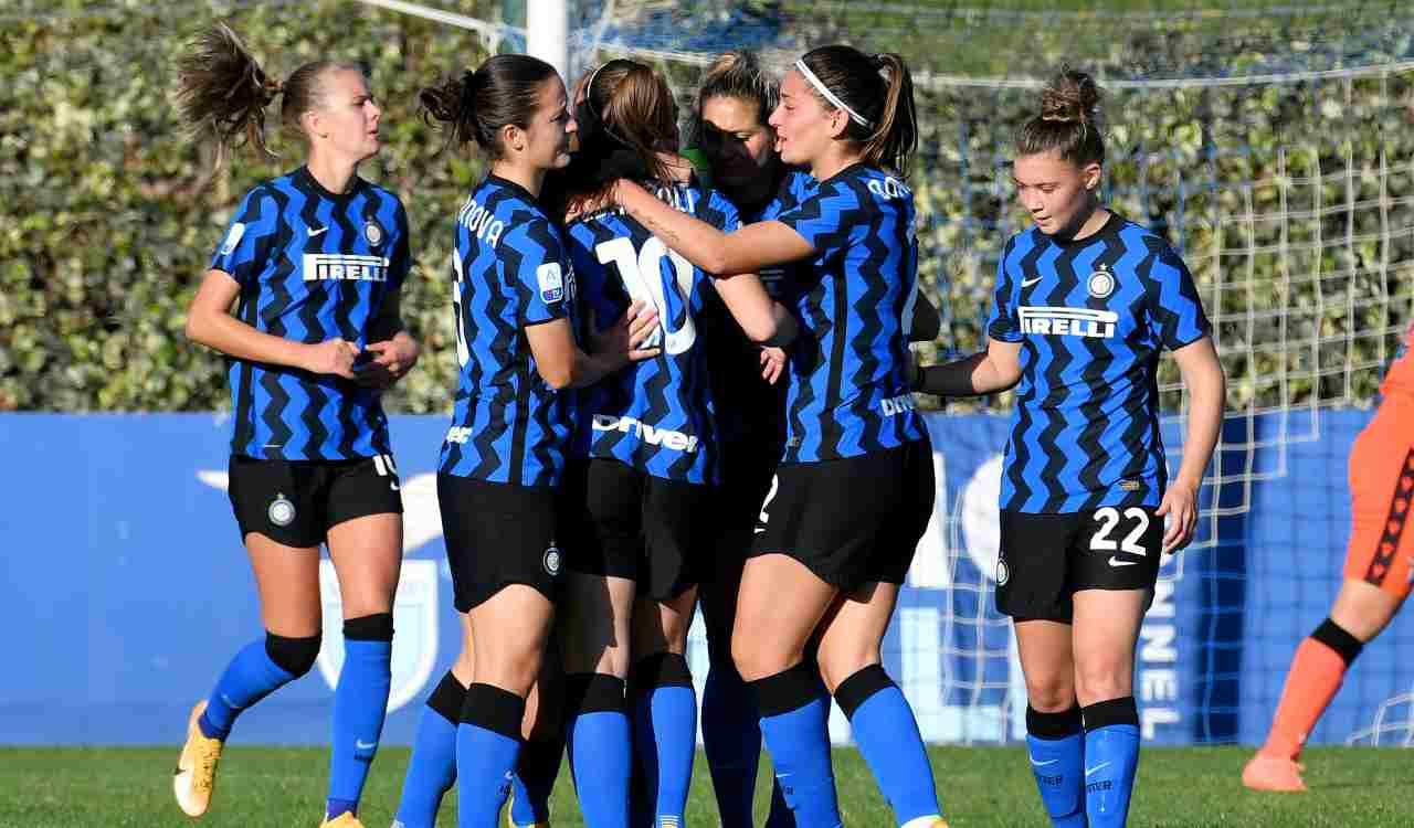 Inter Milan femminile