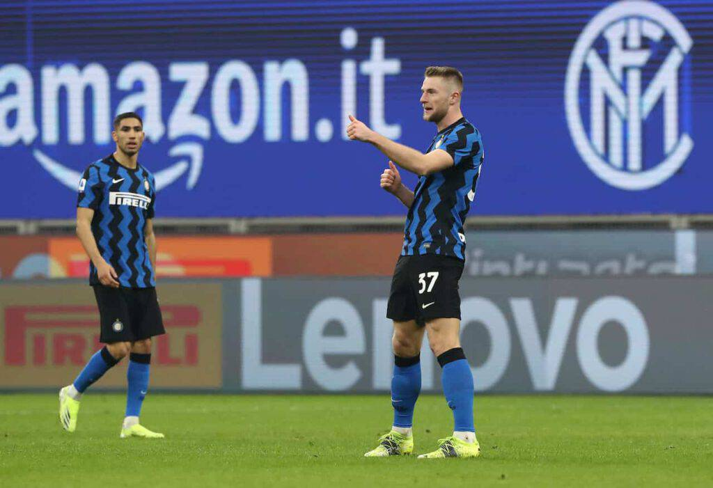 Inter, nerazzurri a 62 punti come nel 2006-2007 (Getty Images)