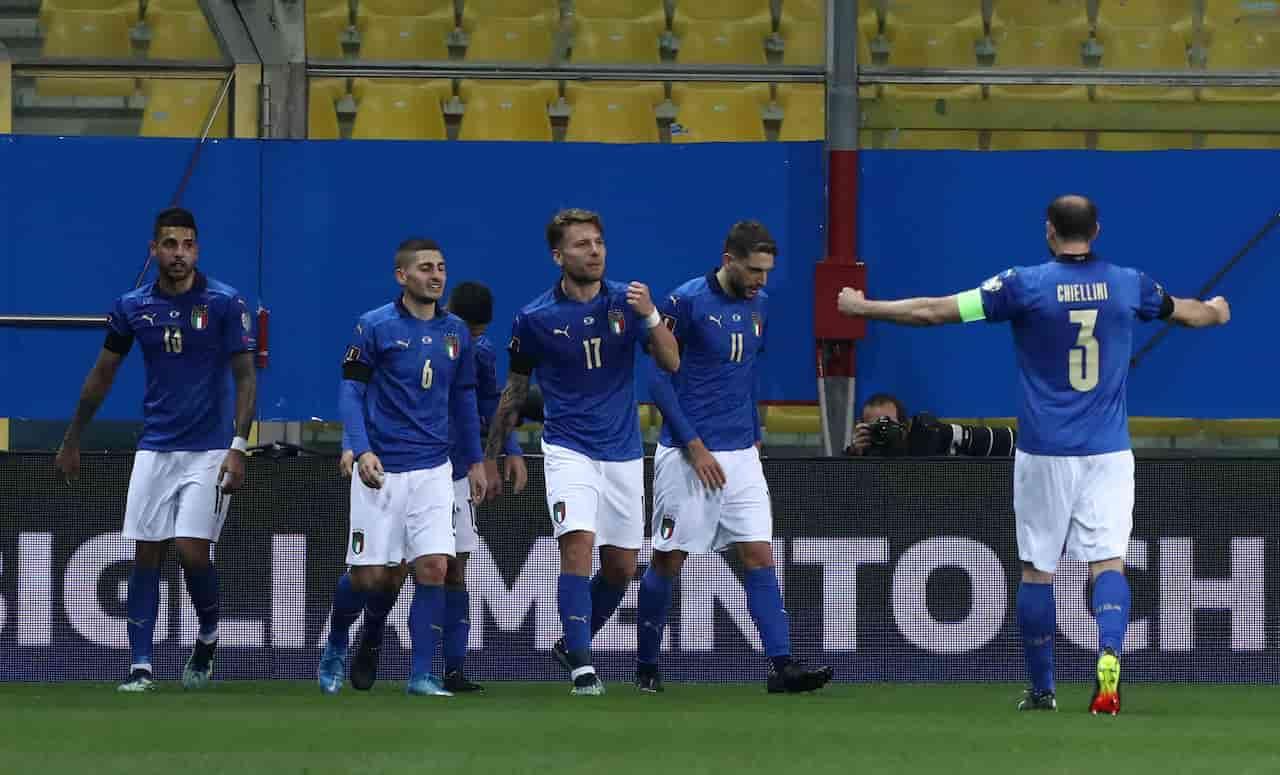 Bulgaria-Italia precedenti