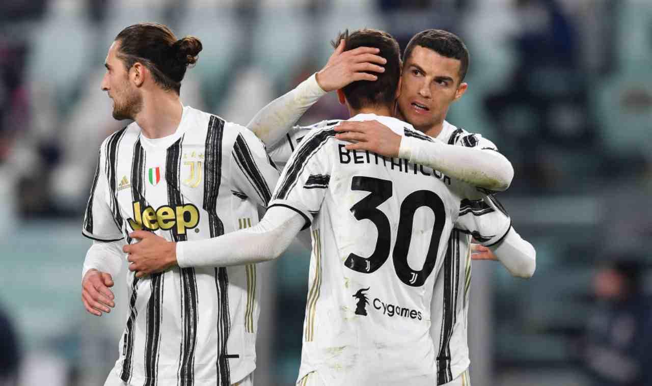 Lazio-Juventus dove vederla