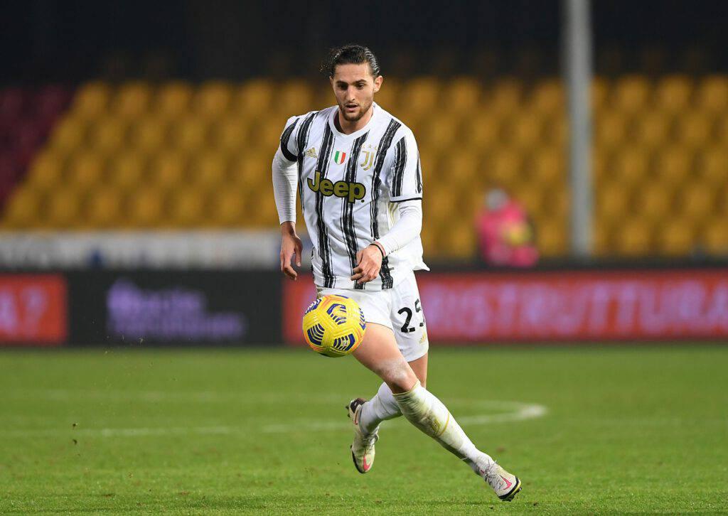 Juventus Rabiot richieste