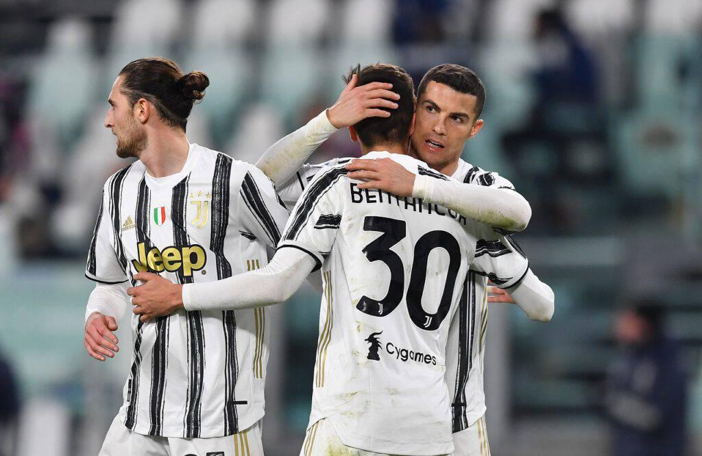 Juventus-Spezia Pirlo