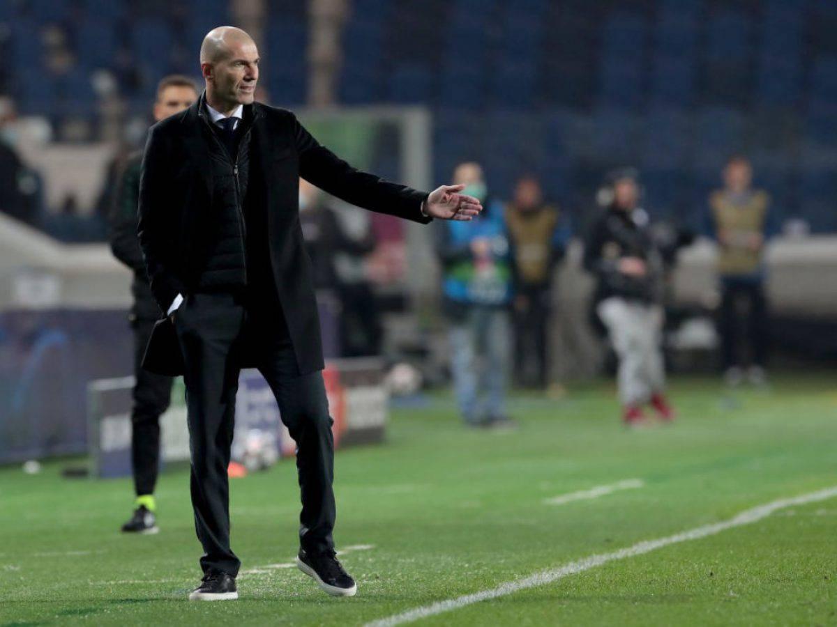 Juventus Zidane resta al Real Madrid, sfuma l'ipotesi bianconera