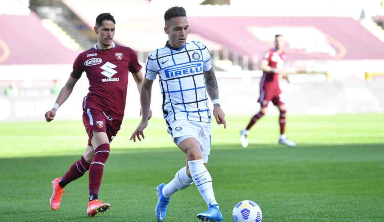 LIVE Torino-Inter