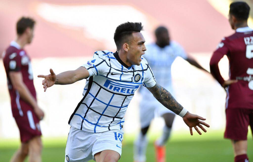 Lautaro Martinez Torino-Inter