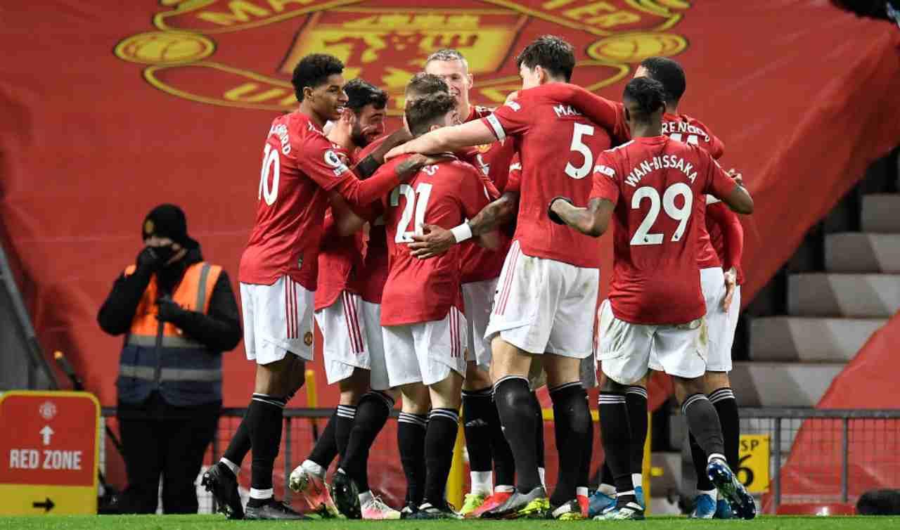 Milan-Manchester United dove vederla