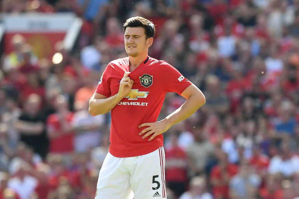 Manchester United, Maguire si divora un gol contro il Milan (Getty Images)