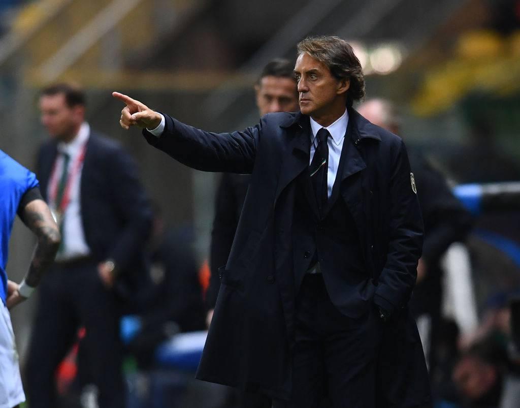 Bulgaria Italia Mancini