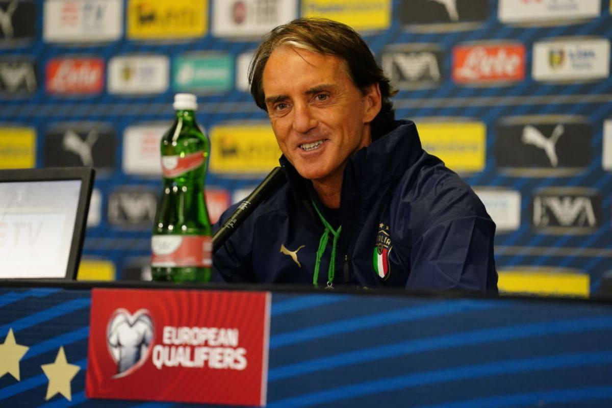 Mancini Italia Bulgaria