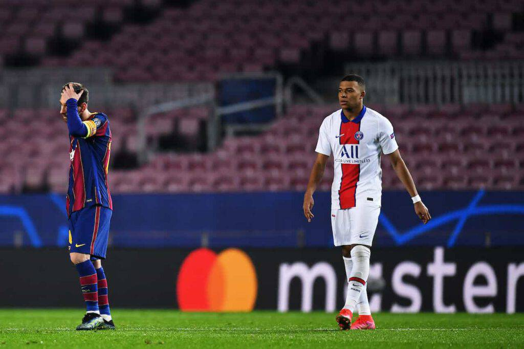 Mbappè o Messi al PSG, Condò si espone (Getty Images)