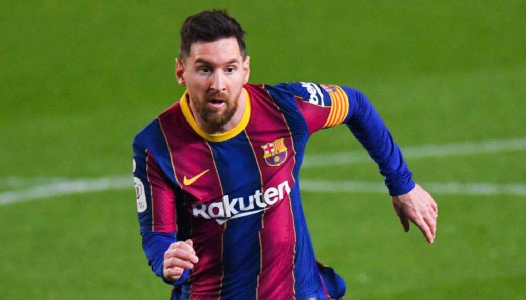 Messi, 767 presenze al Barcellona (Getty Images)