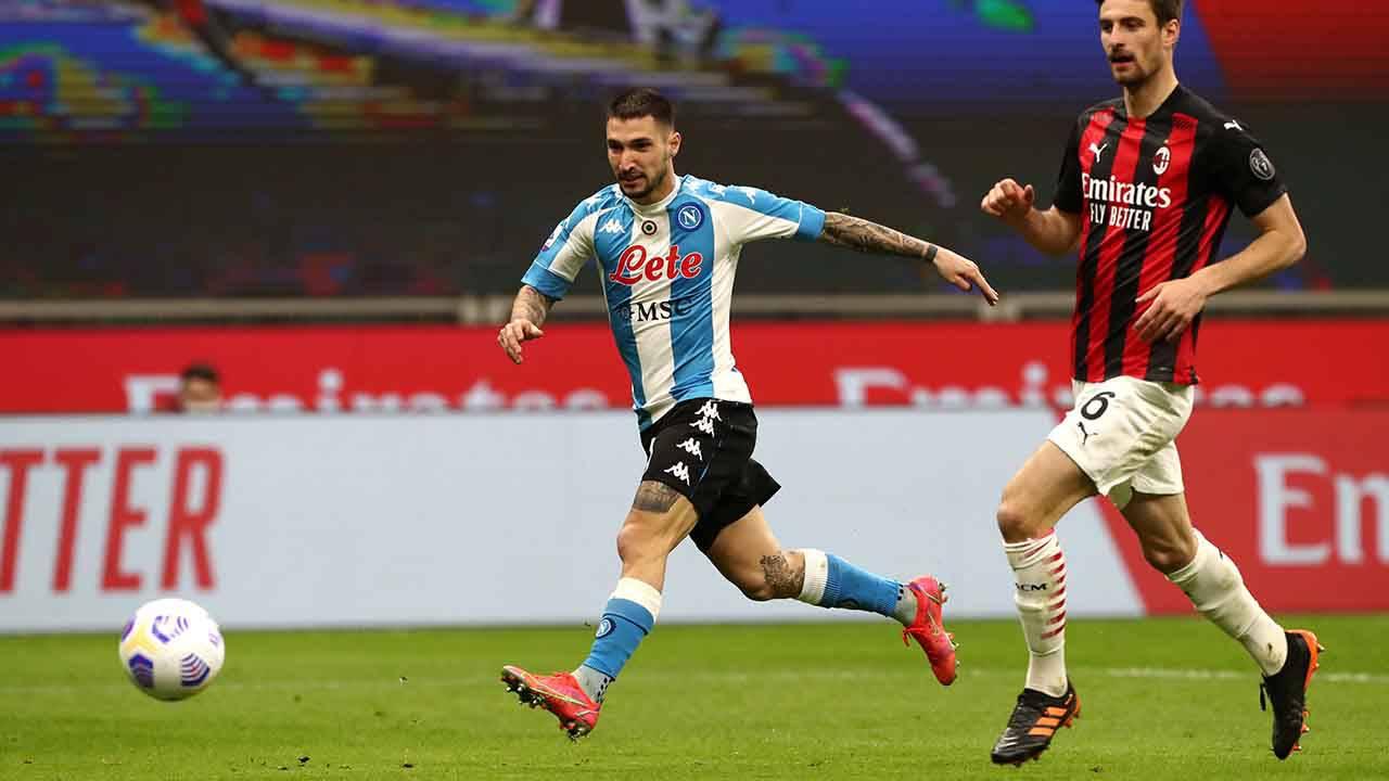 Milan Napoli Pagelle