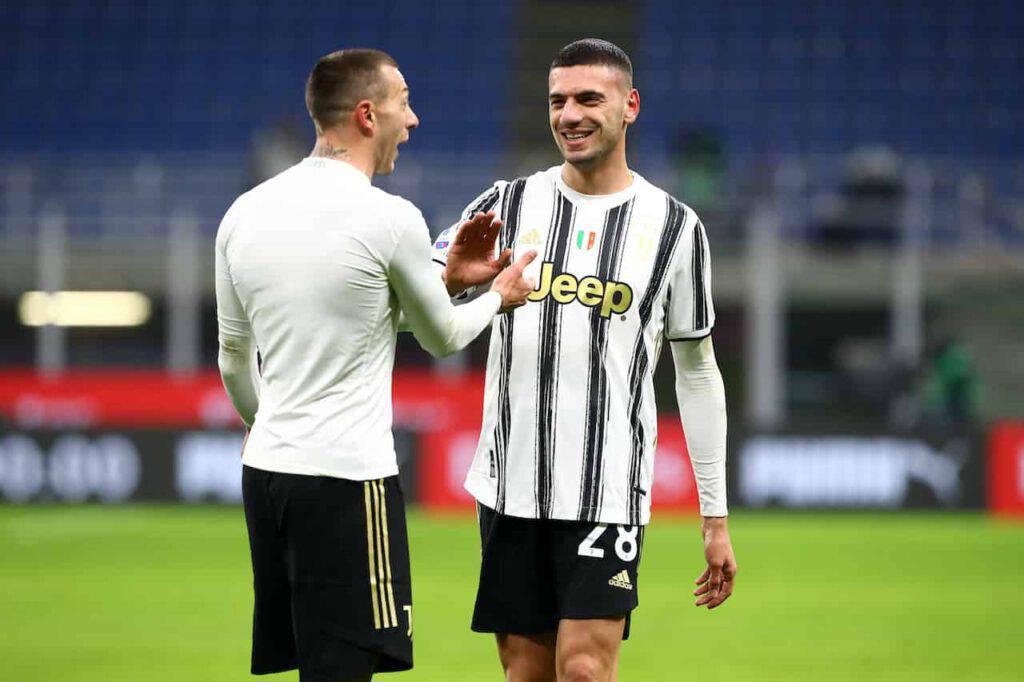 Moviola Juventus-Porto, fallo Demiral (Getty Images)