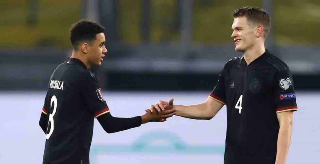 Musiala Germania calcio
