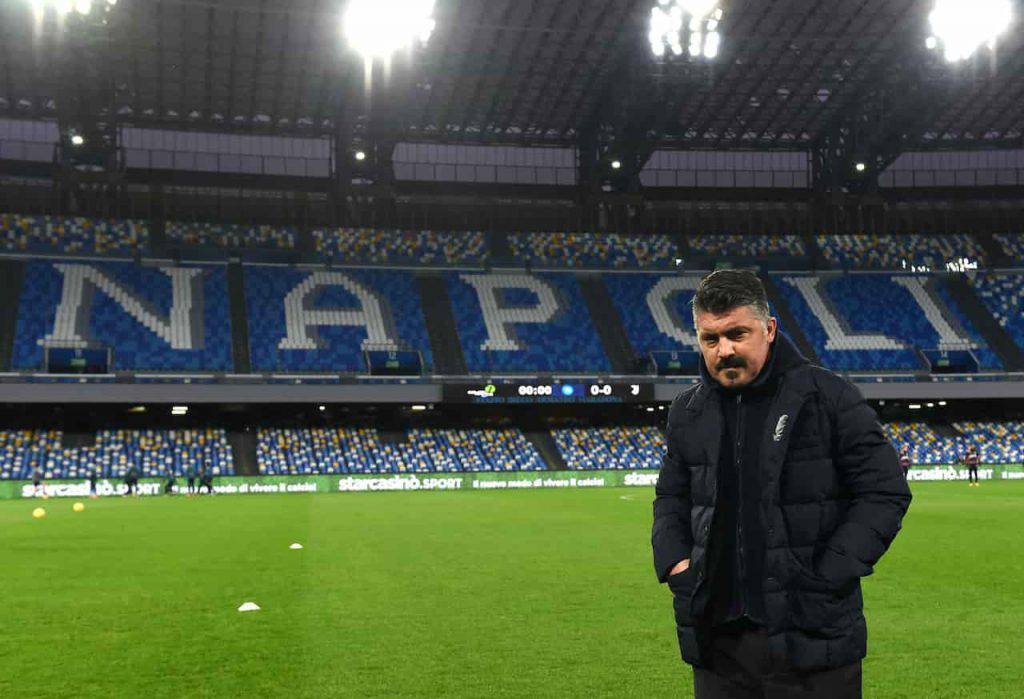 Napoli pronto a cambiare, Gattuso ai saluti (Getty Images)
