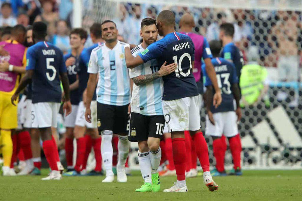 PSG fra Mbappè e Messi (Getty Images)