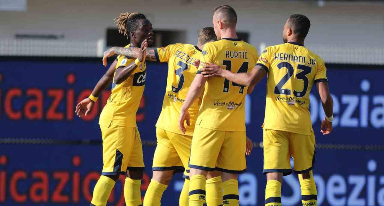 Parma-Inter dove vederla