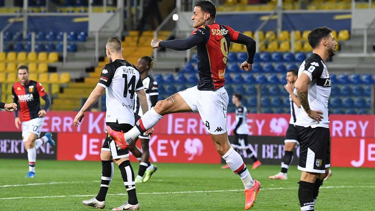 Parma v Genoa